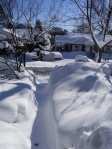 Big Snow Storm on 38th Parallel