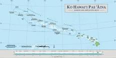 NOAA Marine Nat Monument Chart